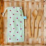 Kit-de-utensilios-de-bambu-reutilizavel---mini-sacoreco