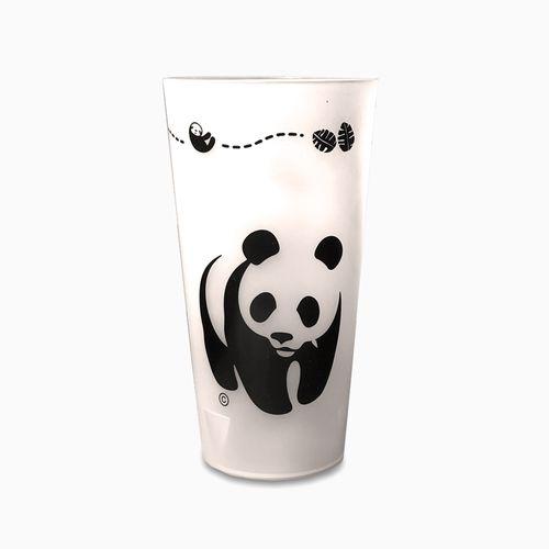 Copo WWF Reutilizável - Meu Copo Eco (natural fosco)