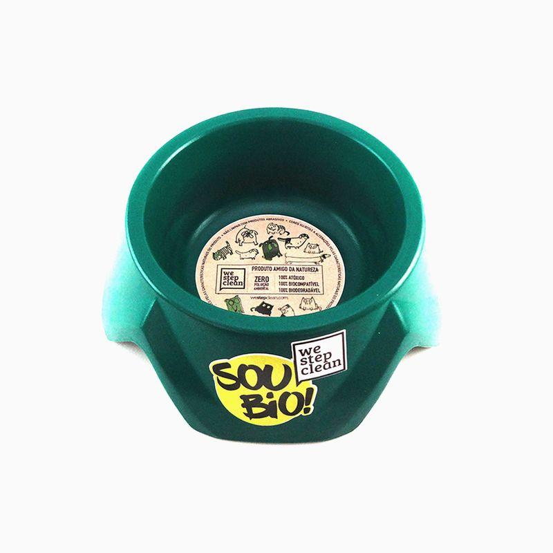 Biobowl-Comedouro-Pequeno-500ml---verde