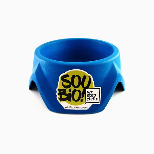 Biobowl Comedouro Pequeno 500ml - azul