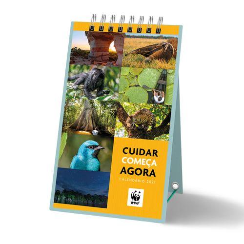 Calendário 2021 - WWF-Brasil