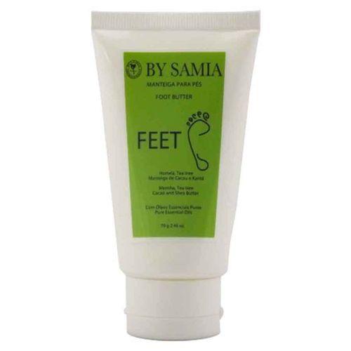 Feet Manteiga para os Pés 70g By Samia Validade 09/21
