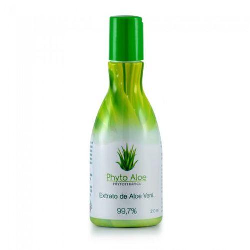 Extrato Aloe Vera Phyto Aloe 99,3% 210ml Phytoterápica
