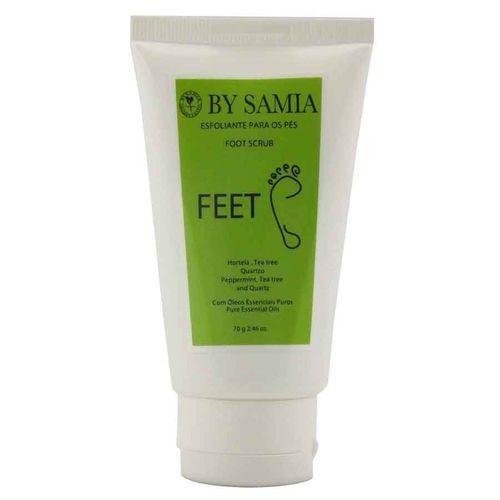 Feet Esfoliante para os Pés 70g By Samia Validade 06/21