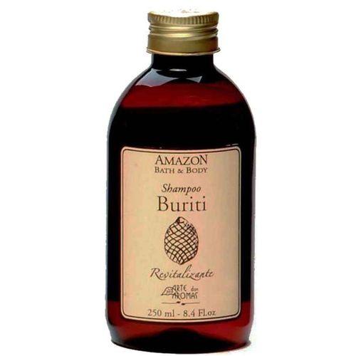 Shampoo de Buriti 250ml Arte dos Aromas