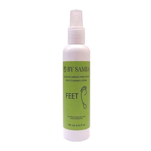 Feet Loção Limpeza 190ml By Samia