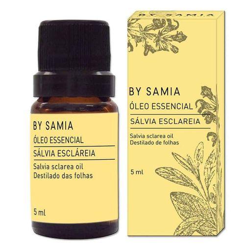 Óleo Essencial de Sálvia Esclaréia 5ml By Samia