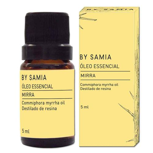 Óleo Essencial de Mirra 5ml By Samia