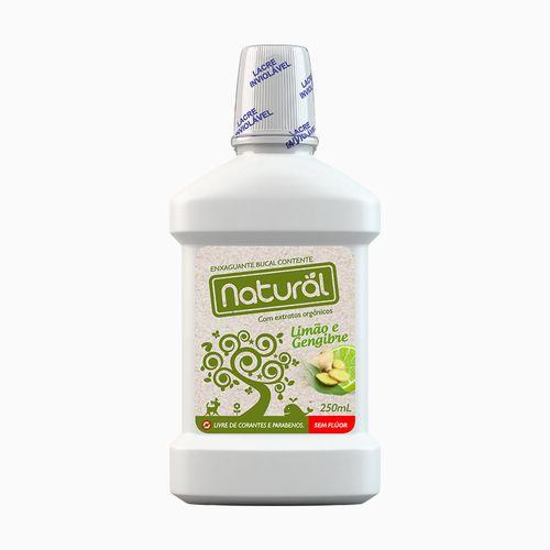 Enxaguante Bucal Orgânico Natural 250ml