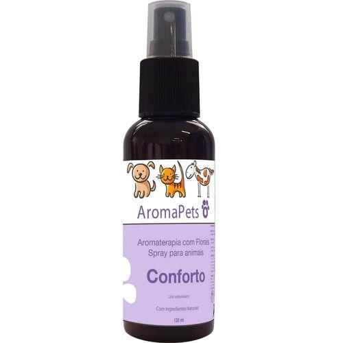 AromaPets Confort Aromaterapia com Florais 120ml By Samia