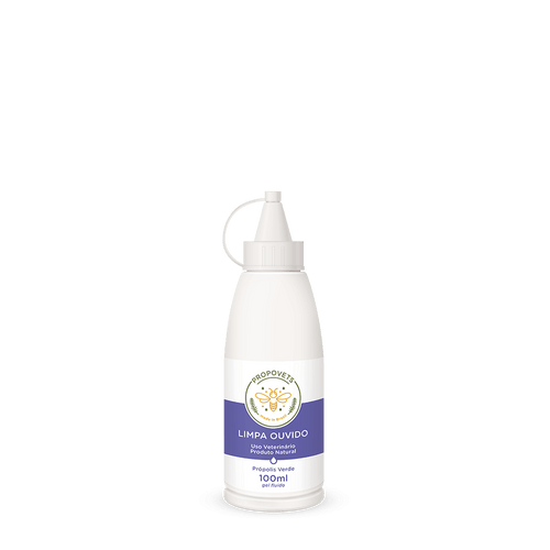 Limpa Ouvido Natural Propovets 100 ml